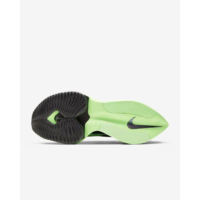 NIKE(ナイキ)の27.5cm Nike Air Zoom Alphafly NEXT % 国内 メンズの靴/シューズ(スニーカー)の商品写真