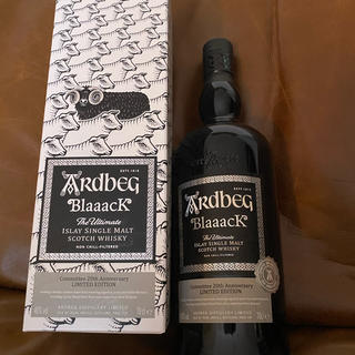MOËT & CHANDON - 20周年記念 Ardbeg Blaaack アードベッグ ブラック アードベック