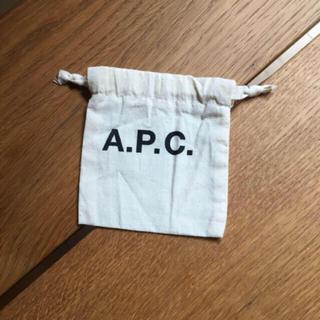 A.P.C - A.P.C.  アーペーセー   巾着 ポーチ