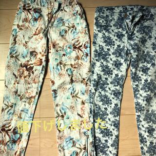 ザラ(ZARA)のZARA パンツ 2枚セット(パンツ/スパッツ)