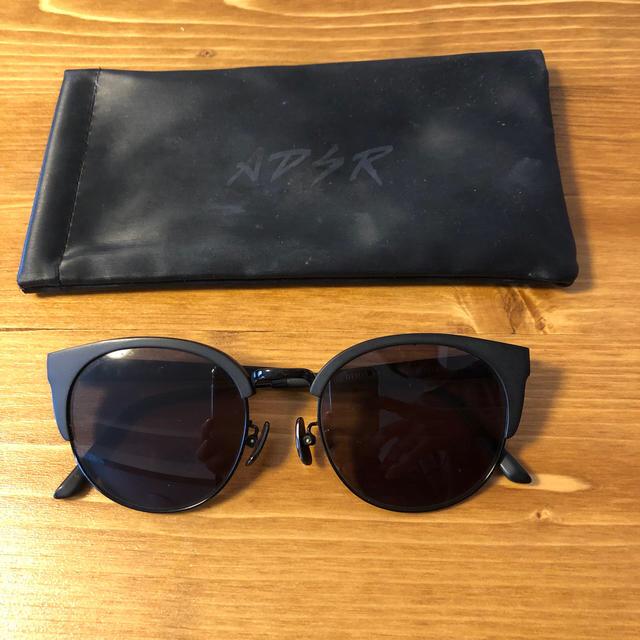 即日配送❗️ADSR サングラス レディースのファッション小物(サングラス/メガネ)の商品写真