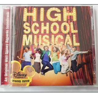 HIGH SCHOOL MUSICAL CD