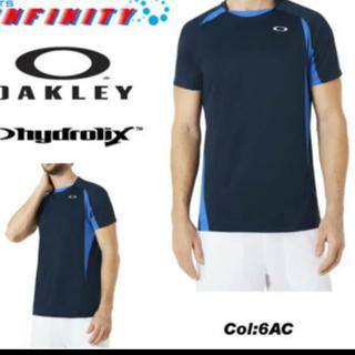 オークリー(Oakley)の新品未使用 OAKLEY Tシャツ M 最終値下げ!(ウェア)