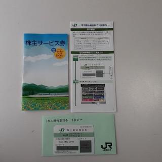 JR東日本 株主優待券&割引券