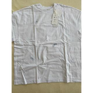 ミナペルホネン(mina perhonen)のミナペルホネン ちょうちょ Tシャツ(Tシャツ(半袖/袖なし))
