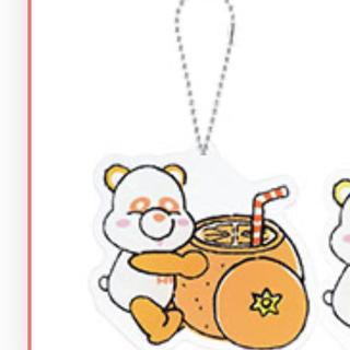 AAA - AAA  えーパンダ 一番くじ アクリルチャーム 橙