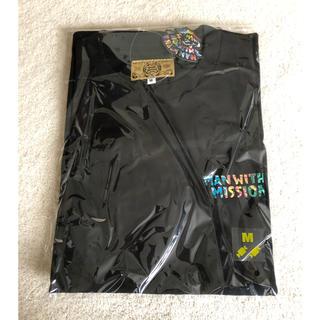 マンウィズアミッション(MAN WITH A MISSION)のマンウィズ 10周年メモリアルTシャツ M size(ミュージシャン)