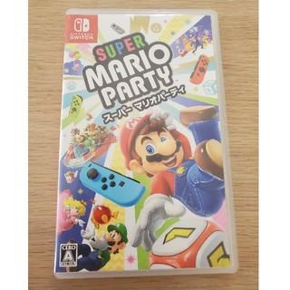 ニンテンドースイッチ(Nintendo Switch)の任天堂switchマリオパーティ(家庭用ゲームソフト)