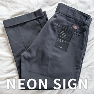 UNUSED - NEON SIGN × DICKIES 874 ネオンサイン別注