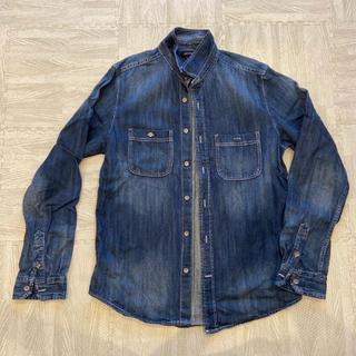 アーバンリサーチ(URBAN RESEARCH)のデニムシャツ メンズ(シャツ)