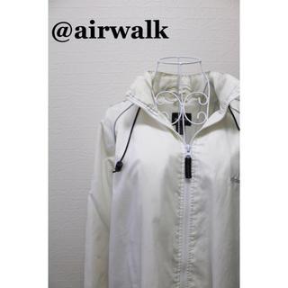 エアウォーク(AIRWALK)の@airwalk  エアウォーク ベンチコート ウインドブレーカー L(ナイロンジャケット)