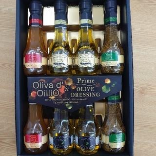 ニッシンショクヒン(日清食品)のOliva d' Oilオリーブオイル&ドレッシングセット(調味料)