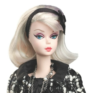 Barbie - 土日限定 バービー ブークルビューティ FMC ファッションモデルコレクション