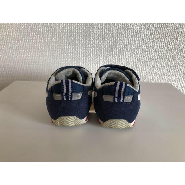 asics(アシックス)のasics アシックス スニーカー 13.5cm ベビー キッズ 送料込み キッズ/ベビー/マタニティのベビー靴/シューズ(~14cm)(スニーカー)の商品写真
