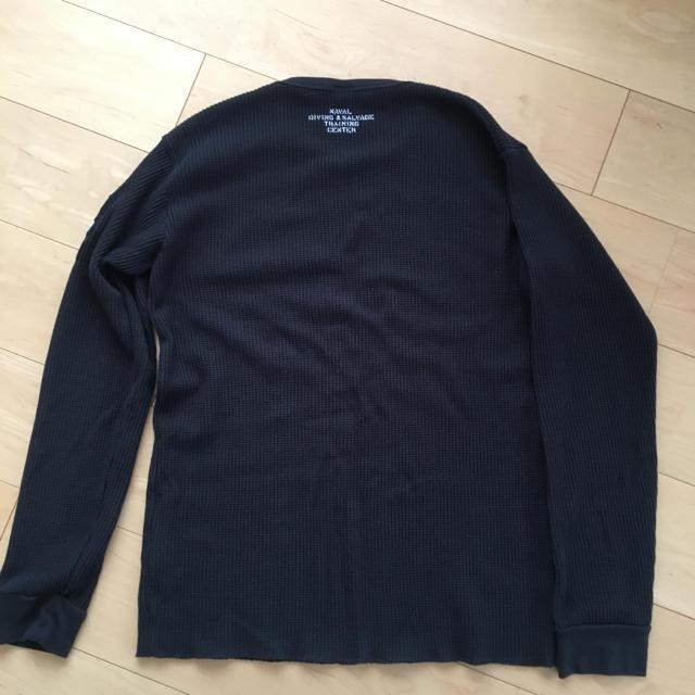 AVIREX(アヴィレックス)のAVIREXロングTシャツ メンズのトップス(Tシャツ/カットソー(七分/長袖))の商品写真