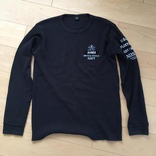 アヴィレックス(AVIREX)のAVIREXロングTシャツ(Tシャツ/カットソー(七分/長袖))