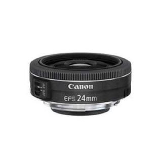 キヤノン(Canon)の未開封品★1台★EF-S24mm F2.8 STM★Canon交換用レンズ(レンズ(単焦点))