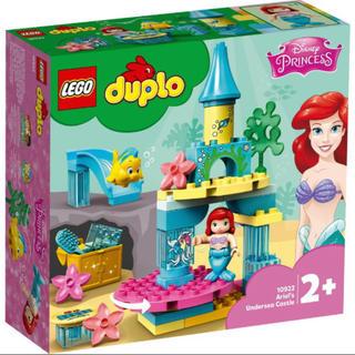 Lego - レゴジャパン LEGO 10922 アリエルの海のお城