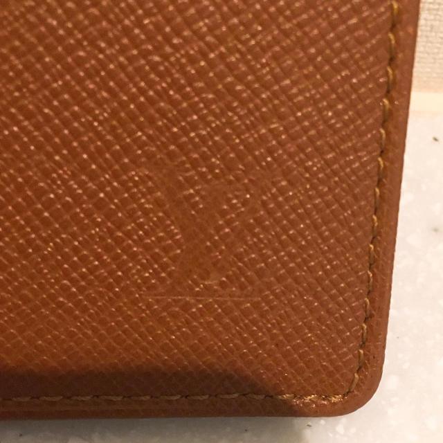LOUIS VUITTON(ルイヴィトン)のルイヴィトン カードケース 長財布付属品 レディースのファッション小物(その他)の商品写真