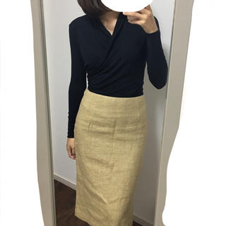 Ralph Lauren - ロングタイトスカート