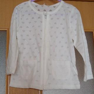 ニシマツヤ(西松屋)の夏物 羽織 長袖(カーディガン)