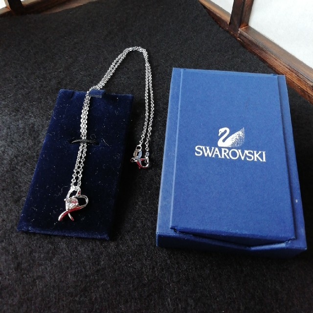 SWAROVSKI ネックレス レディースのアクセサリー(ネックレス)の商品写真