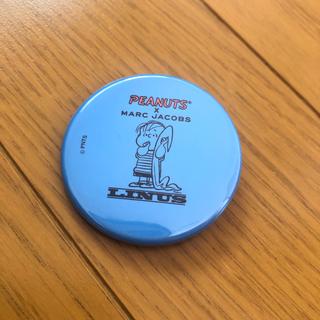 PEANUTS - PEANUTS × Marc Jacobs 缶バッチ