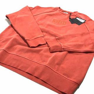 新品 KITH キス クラシックボックスロゴ クルーネック スウェットシャツ