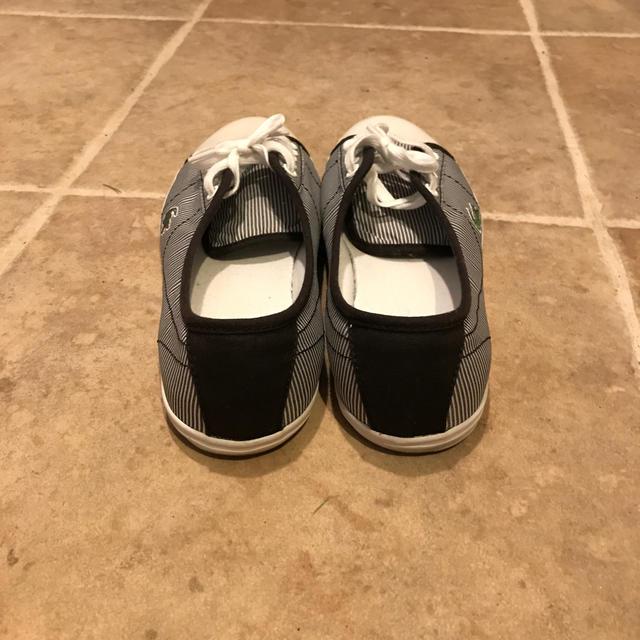 LACOSTE(ラコステ)のラコステ 靴 サイズ38   レディースの靴/シューズ(スニーカー)の商品写真