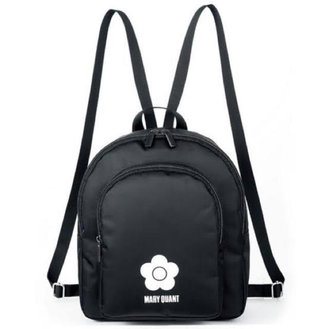 MARY QUANT(マリークワント)のsweet5月号 特別付録 MARY QUANT レディースのバッグ(リュック/バックパック)の商品写真