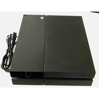 PlayStation4 - PlayStation 4 ジェット・ブラック 500GB (CUH-1100)