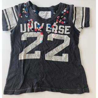 ゴートゥーハリウッド(GO TO HOLLYWOOD)の花柄刺繍 Tシャツ(Tシャツ/カットソー)
