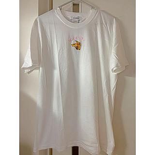 ポケモン(ポケモン)のTシャツ NiCORON ピカチュウ(Tシャツ(半袖/袖なし))