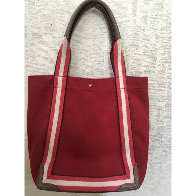 ANYA HINDMARCH(アニヤハインドマーチ)のチャチャチャ様専用  レディースのバッグ(トートバッグ)の商品写真
