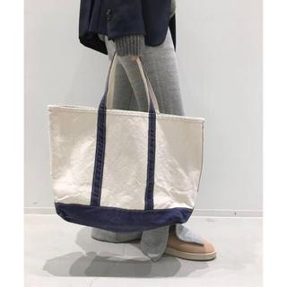 L'Appartement DEUXIEME CLASSE - ★新品 アパルトモン L.L.Bean Canvas Tote Bag L★
