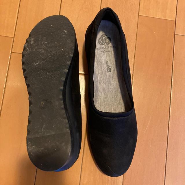 Clarks(クラークス)のクラークス cloudsteppers値下げします! レディースの靴/シューズ(スリッポン/モカシン)の商品写真