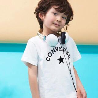 コンバース(CONVERSE)の美品!!CONVERSE♡ティシャツ140cm!(Tシャツ/カットソー)