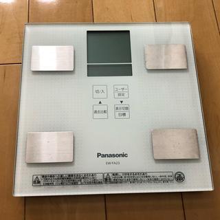 パナソニック(Panasonic)のPanasonic パナソニック 体組成計(体重計/体脂肪計)