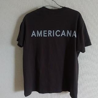 アメリカーナ(AMERICANA)のアメリカーナ ノベルティTシャツ(Tシャツ(半袖/袖なし))