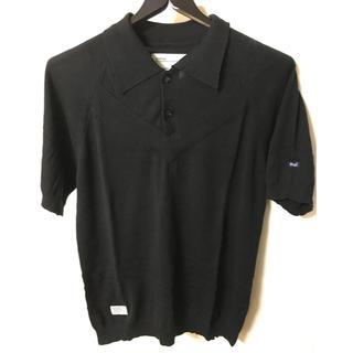 ダブルタップス(W)taps)のwtaps CARIB S ポロシャツ ニット 半袖シャツ Tシャツ buds(ポロシャツ)