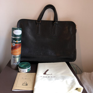 土屋鞄製造所 - ウルバーノアーバンブリーフ 土屋鞄