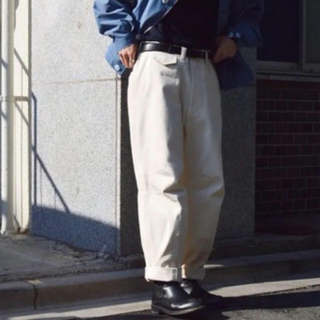 1LDK SELECT - E.TAUTZ ENGINEERED FIELD TROUSERS 20ss