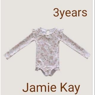 キャラメルベビー&チャイルド(Caramel baby&child )の【週末限定さらに価格変更】Jamie Kay Swimsuit 3y 3歳用水着(水着)