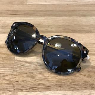 バレンシアガ(Balenciaga)の超美品 バレンシアガ サングラス べっ甲調 ブラウン BA76-D(サングラス/メガネ)