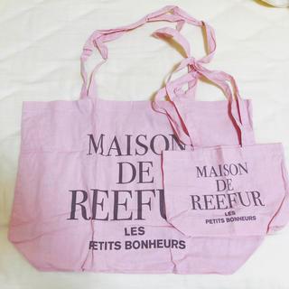 Maison de Reefur - MAISON DE REEFUR ショッパートート