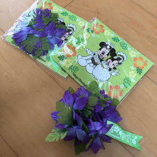 ディズニー(Disney)のディズニーリゾート ブレスレット2セット 非売品(ブレスレット/バングル)