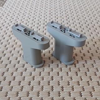 トミー(TOMMY)のTOMIX製  複線PC橋脚(2個)(鉄道模型)
