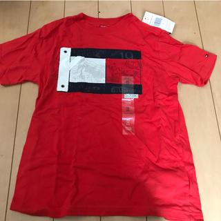 TOMMY HILFIGER - 送料込み^_^新品未使用品!トミーヒルフィガー半袖Tシャツ140ー150サイズ