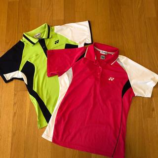 ヨネックス(YONEX)のYONEX シャツセット o L m(Tシャツ(半袖/袖なし))