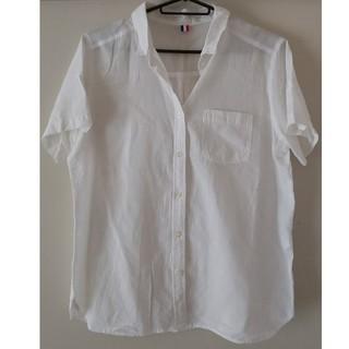 ジーユー(GU)の半袖 シャツ(シャツ/ブラウス(半袖/袖なし))